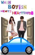 When Boyish meets Heartthrob by 29Notes