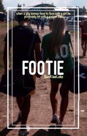 Footie ➼ c. hood a.u by sunkissluke