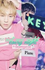 not one night, every night + bumyeol by mscealous