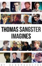 Thomas Sangster Imagines von  penguxn (Deutsche Übersetzung) by Rennmaus1701