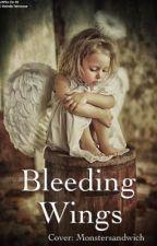 Bleeding Wings by hate_spiders