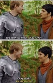 Merthur minis-one shots by Merlintheclotpole