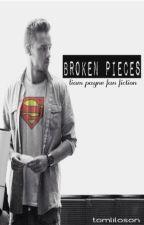 Broken Pieces (Interracial) by tomliloson