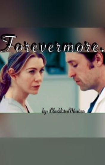 Forevermore.