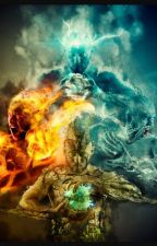 Percy Jackson Lord Of The Elements by TerminatorGenisys