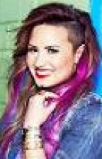 Demi Lovato lyrics by F_rah1462