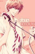 black prince Kyouya SataXtuXKHR by satanica22