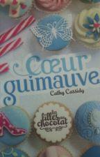 Les filles au chocolat: coeur guimauve Tome 2 by Oriiane23