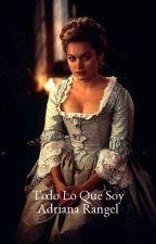 Todo lo que Soy (1er libro ) by adricrp
