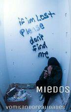Miedos. by vomitandorealidades