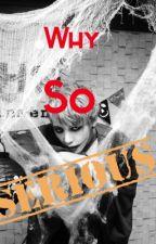 Why so serious? [BTS V y tu] (EDITANDO) by AkaneNaekkeoya