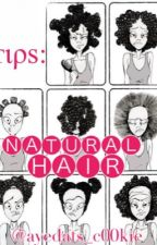 тιρѕ: on natural hair by AyeDats_C00ki3