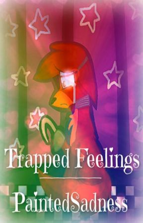 Trapped Feelings by PaintedSadness