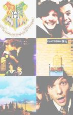 Care and Pain (Larry Stylinson, Hogwarts!AU) by blackmoonlivght