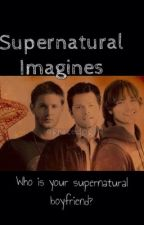 Supernatural Imagines by gracedog111