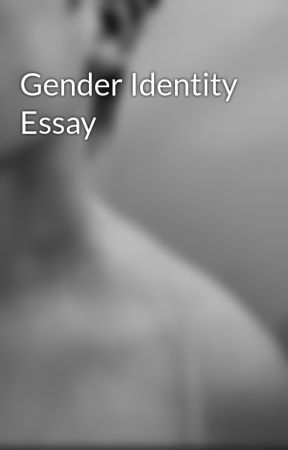 Essay on sexual identity