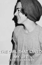 The Girl that saved my life → a.g & h.s by jerryisgrande