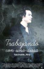 Trabajando Con Una Diosa [Harry Styles ~ One Direction] {EDITANDO} by fascinante_Nina