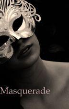 Masquerade: Alucard x Reader by LilMissMadness
