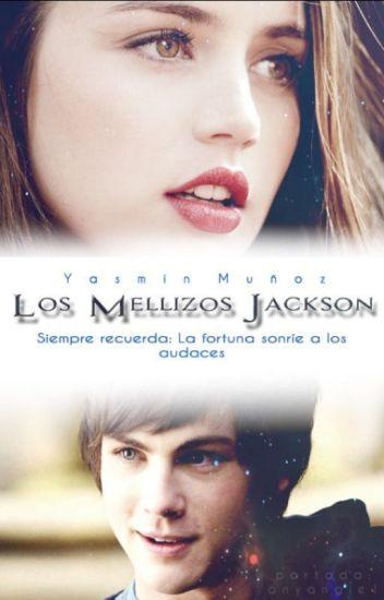 Los Mellizos Jackson (Percy Jackson) [Editando]