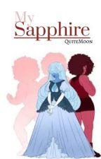 My sapphire by QueenLunaMoonlight
