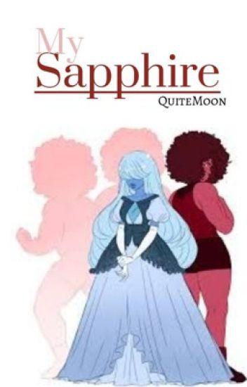 My sapphire