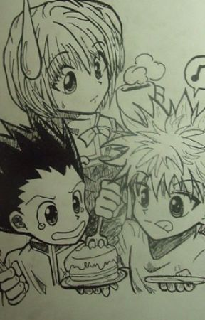 Is this love?Killua x Reader x Gon x Kurapika by _Forever_Fan_Girl_