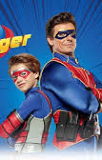 Captain Man's Little Girl ( Henry Danger Fanfic )