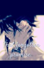 That forgotten promise. (K: Munakata Reisi x OC) by scar1028