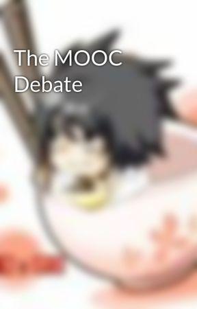 The MOOC Debate by Draconis