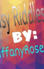 Easy Riddles Book by TiffanyRoses