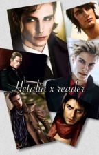Hetalia x reader (・へ・) by DarkAndSweetAsCandy