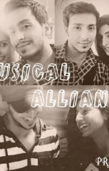 Musical Alliance #Wattys2016  (completed)