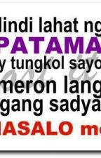 Hugot Lines by cholle3