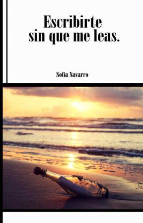 Escribirte sin que me leas. by VenetianVamp