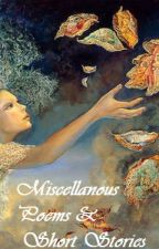 Miscellanous Poems and Short stories by Vintage212