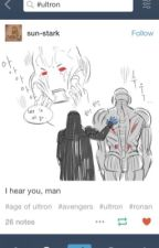 Ultron x Reader : Join Me by bliztbika