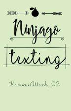 Ninjago Texting by SadLemonDrop