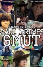Carl Grimes Smut by katymailouise