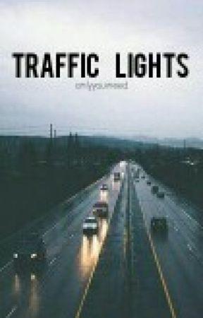 Traffic Lights.  Ashton Irwin by onlyyouineed