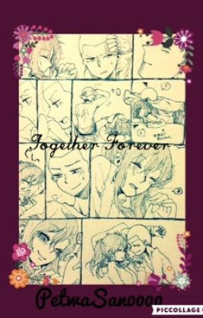 Together forever (Best friends-Sasha x Connie sequel) by PetwaSan0000