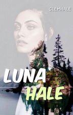 Luna Hale (Teen wolf ) by clemhale