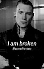 I am broken ~ divergent eric (discontinued) by Blackveilhunters