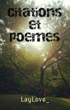 Citations et Poèmes by LayLove_