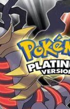 Pokemon platinum by Silver_Tataganay