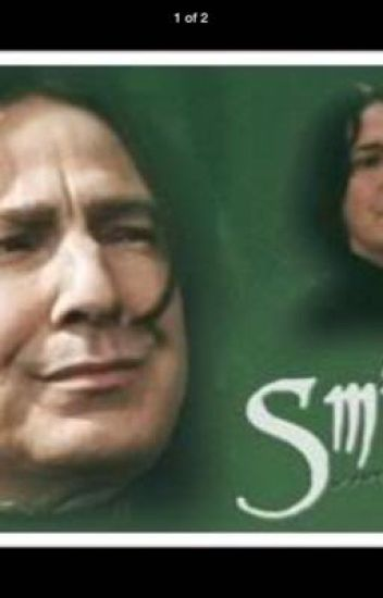Allyson Moody and Severus Snape( student/teacher fanfiction