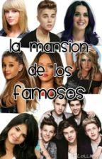 La mansión de los famosos (Editando) by ClaudiaCanellasKC