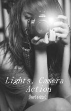 Lights, Camera Action // Misha Collins by jayleahx3