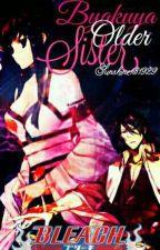Byakuya older sister by sunshine131929
