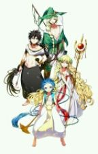 Guardian Of The Four Magi's { Magi:The Labyrinth of Magic/ The Kingdom of Magic} by betti05